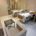 Апартмани во болничкиот оддел на Болница Неуромедика (2)