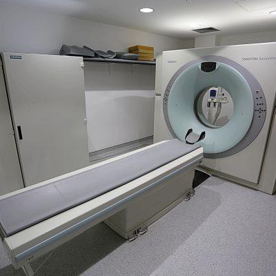 Компјутерска томографија во Болница Неуромедика (1)