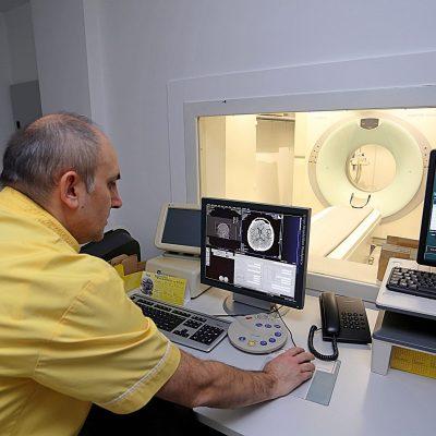 Компјутерска томографија во Болница Неуромедика (4)