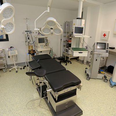 Операциона сала во Болница Неуромедика (5)