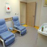 Просторија за крвна анализа во Болница Неуромедика (1)