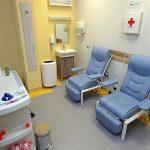 Просторија за крвна анализа во Болница Неуромедика (2)