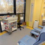 Просторија за крвна анализа во Болница Неуромедика (3)