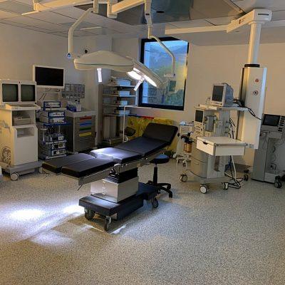 1 Hirurski ordinacii vo Bolnica Neuromedika 2